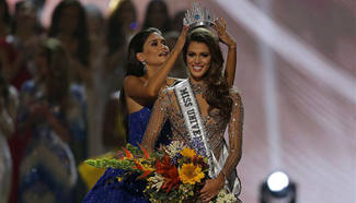 Highlights of Miss Universe 2016