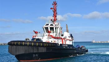 New ship to serve in Sansha