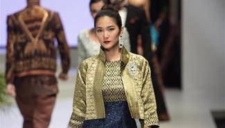 Indonesia Fashion Week 2017 opens in Jakarta