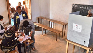 Over 64-pct turnout recorded at local elections in India's Uttar Pradesh