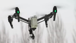 Drones used creatively for wide range of uses