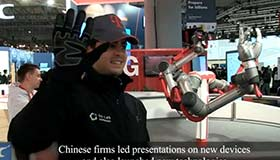 Chinese firms shine in Mobile World Congress