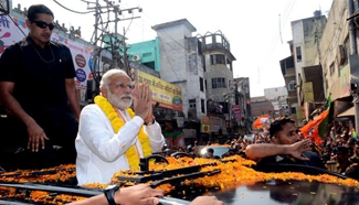 Modi leads rallies for crucial regional poll in Varanasi