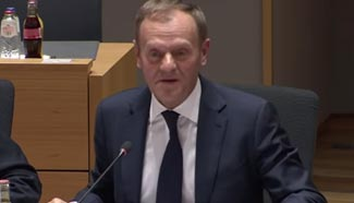 Donald Tusk wins another term as EU chief