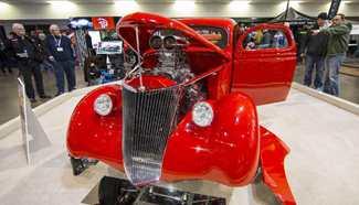 3rd Toronto Motorama Custom Car & Motorsports Expo kicks off