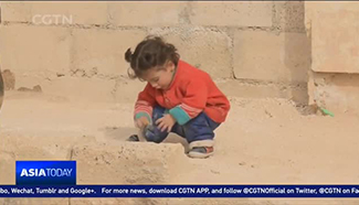 The long path to normalcy: life for the displaced in Aleppo