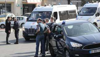 At least eight injured in French school shooting, one arrested
