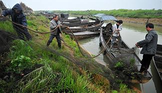China's biggest freshwater lake to enter fishing moratorium