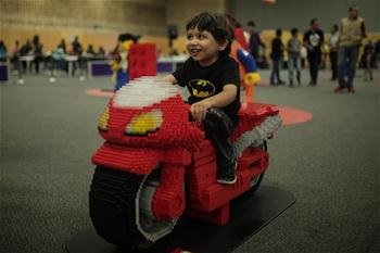 """2nd edition of """"Lego Fun Fest"""" held in Bogota, Colombia"""
