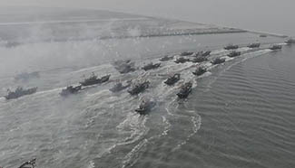 China's Liaoning enters fishing season