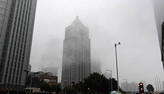 S China's Guangxi issues alert for fog