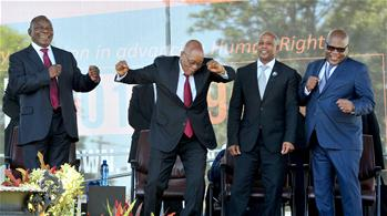 S. Africa finalizing action plan against racism: Zuma