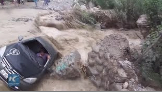 Peruvian president tours flooded region; death toll reaches 78