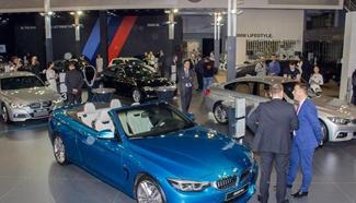 53rd Belgrade Car Show kicks off in Serbia