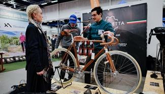 2017 Sweden Bike Expo held in Stockholm