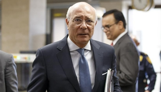 Meeting on Syria peace talks held in Geneva, Switzerland