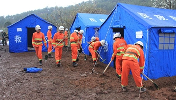 SW China earthquake affects 15,000 people