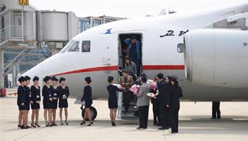 DPRK capital, northeast China city open charter flight