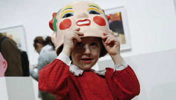 """""""Chinese Happy Heads in Brussels"""" photography exhibition held in Belgium"""