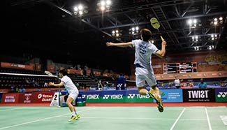 Highlights of Yonex Sunrise Indian Open on March 29