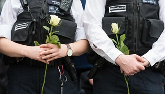 Event held to commemorate victims of London terror attack