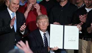 Trump signes new executive order to undo Obama's Clean Power Plan