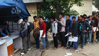 Nepal to hold local level election on May 14