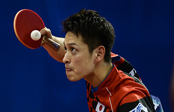ITTF-Asian Championships men's team quarterfinal: Japan vs. India