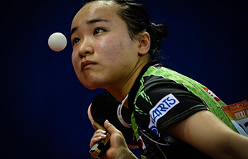 Japan advances to women's team semifinal in ITTF-Asian Championships