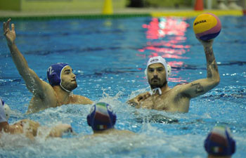 Italy beats Georgia at qualifications of World League of water polo
