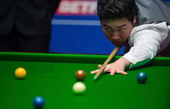 2017 World Snooker Championship: Yan Bingtao vs. Shaun Murphy