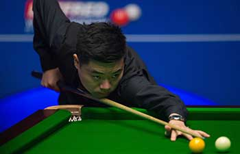 Highlights of World Snooker Championship 2017 first round match