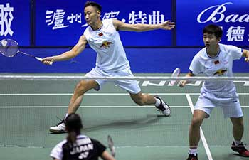 Highlights of China Masters Badminton Tournament Day 2