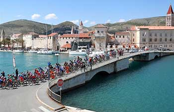 In pics: 2nd stage of Int'l cycling race tour of Croatia