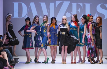 2017 Fashion Art Toronto event held in Canada