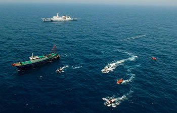 China, Vietnam conclude joint fishery inspection in Beibu Gulf