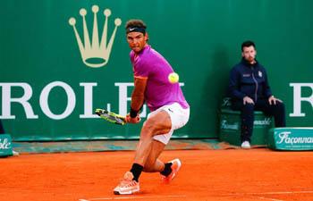 Rafael Nadal beats Diego Schwartzman in Monte Carlo Masters quarterfinal