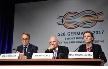 G20 Presidency press briefing held in Washington D.C.
