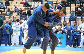 "In pics: 25th international judo tournament ""Cup Vinko Samarlic"""
