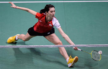 Ohori wins women's singles final at China Masters Badminton Tournament
