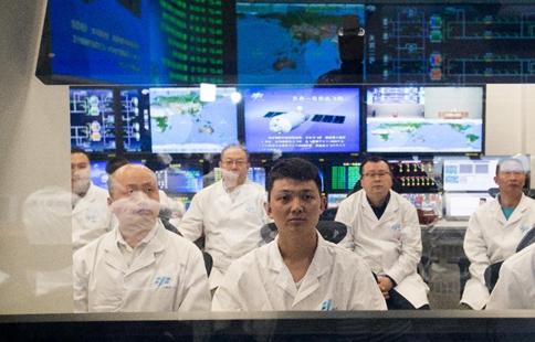 China's cargo spacecraft completes in-orbit refueling