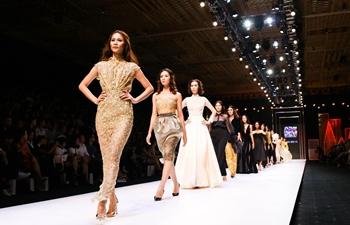 Highlights of Vietnam International Fashion Week 2017