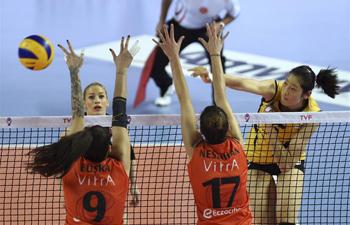 Turkish Women Volleyball League Playoff match: Vakifbank vs Eczacibasi