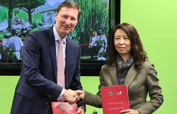 China, Germany sign agreement on collaborative conservation and research of giant panda