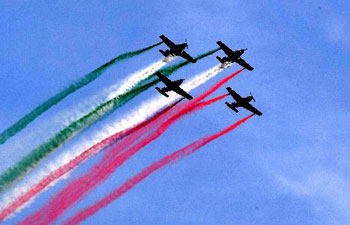 Highlights of AirShow Zhengzhou in central China