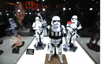 Thailand Toy Expo 2017 kicks off in Bangkok