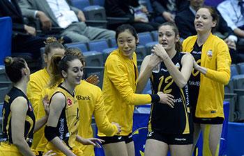 Vakifbank Istanbul defeat Hisamitsu Springs Saga 3-0 at Women's Club World Championship