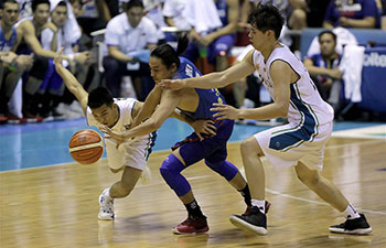 Philippines beats Malaysia 106-51 in SEABA senior men's championship tournament