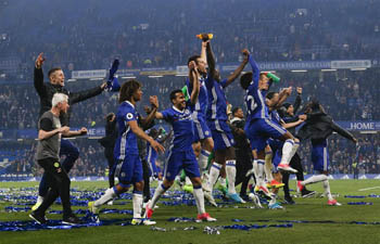 Chelsea beats Watford 4-3 in English Premier League
