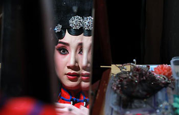"Experimental Peking opera ""Faust"" starts premiere tour in Germany"